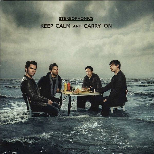 Stereophonics - Keep Calm And Carry On album cover