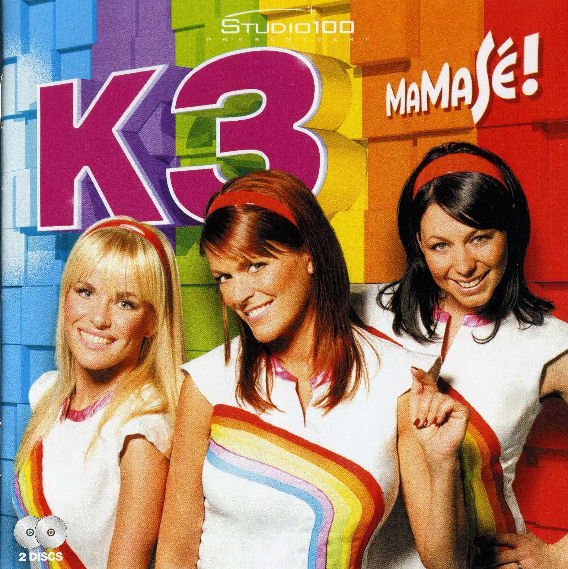 K3 - Mamasé! album cover