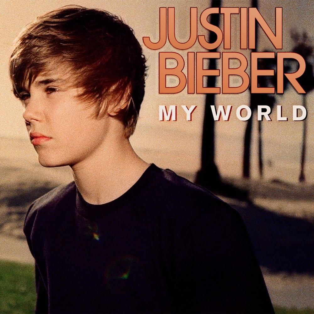 Justin Bieber - My World album cover