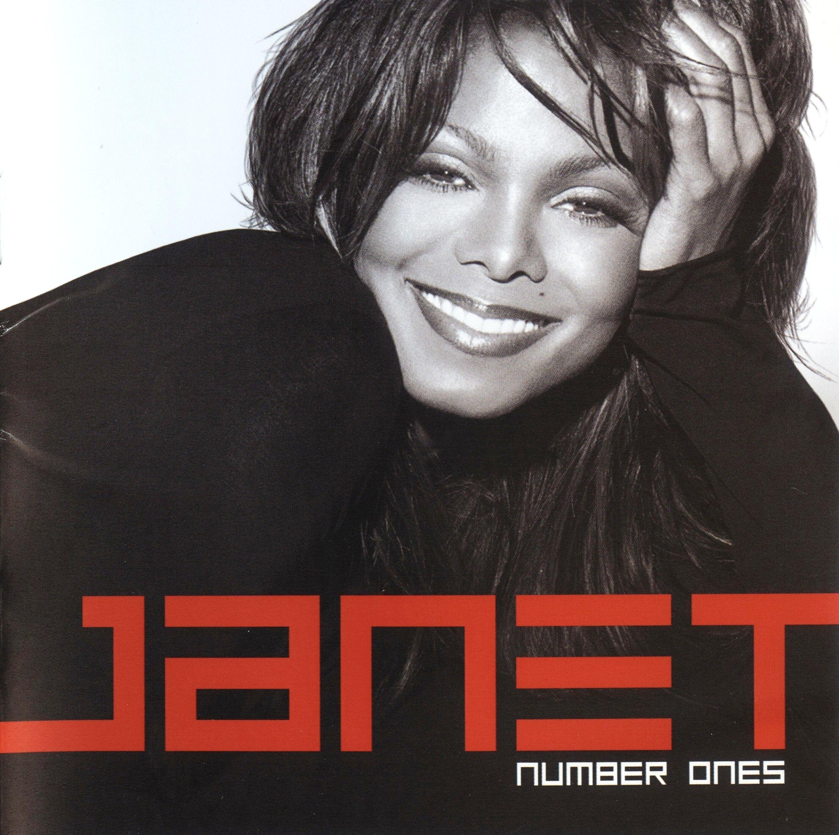 Janet Jackson - Number Ones album cover