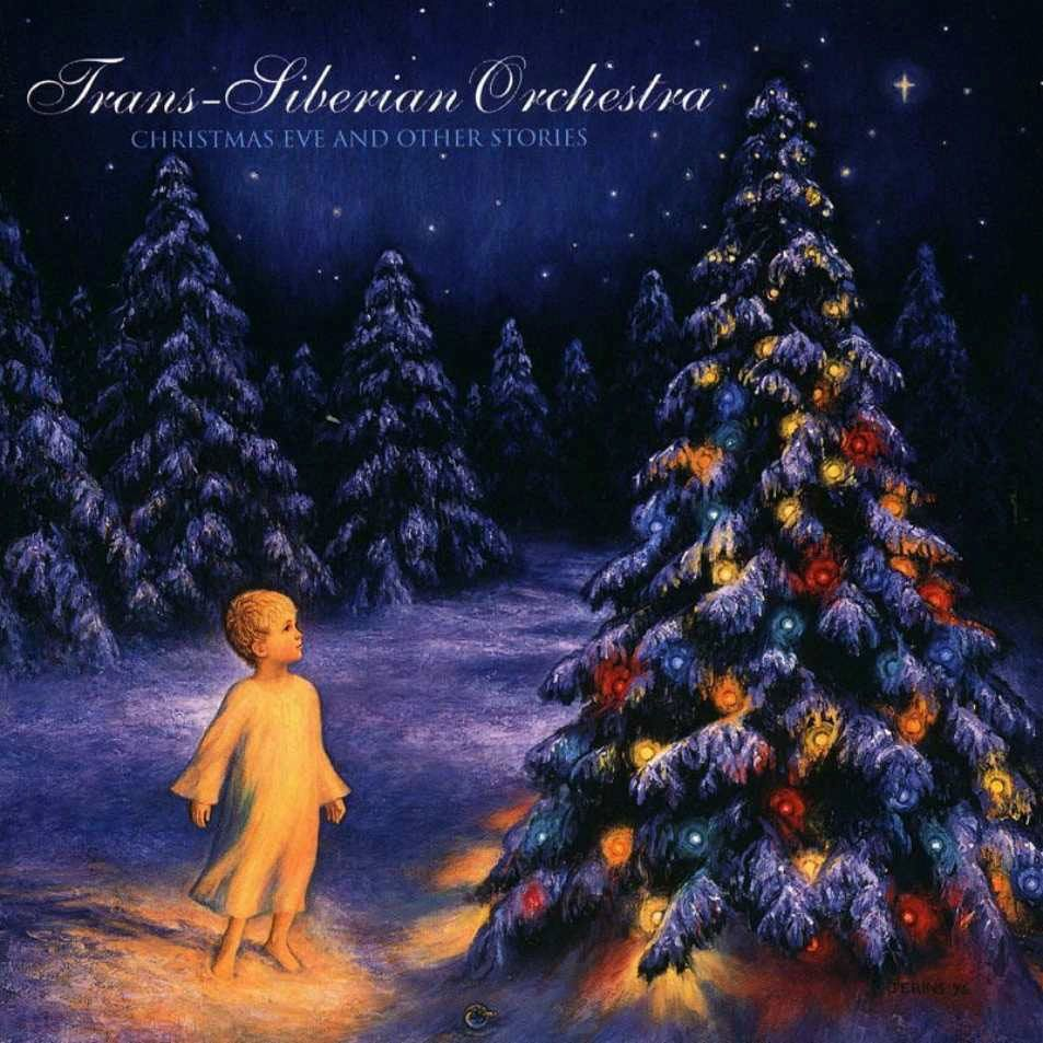 Trans-siberian Orchestra - Christmas Eve And Other Stories album cover