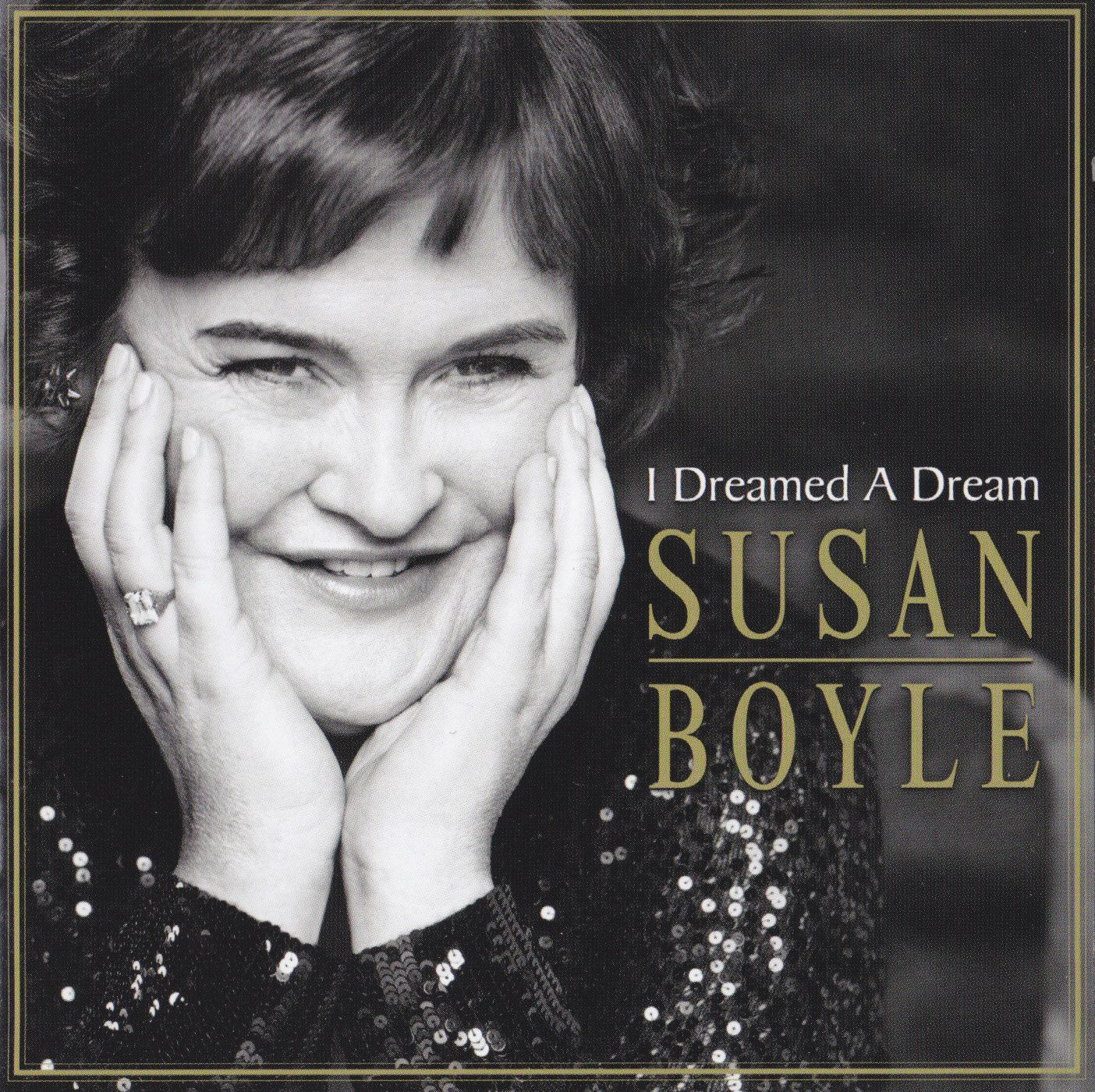 Susan Boyle - I Dreamed A Dream album cover