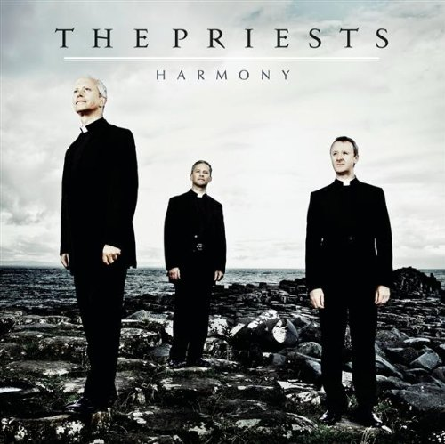 The Priests - Harmony album cover