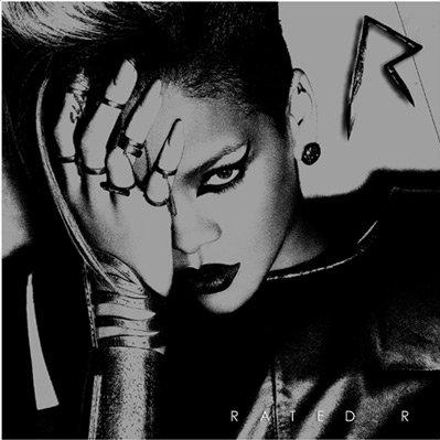 Rihanna - Rated R album cover
