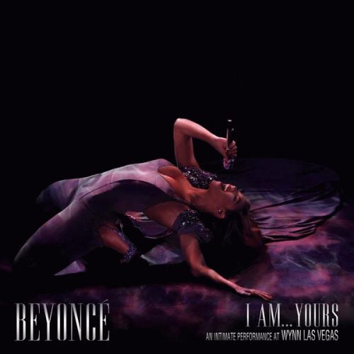 Beyoncé - I Am... Yours - An Intimate Performance At Wynn Las Vegas album cover
