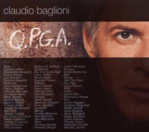 Claudio Baglioni - Q.p.g.a. album cover