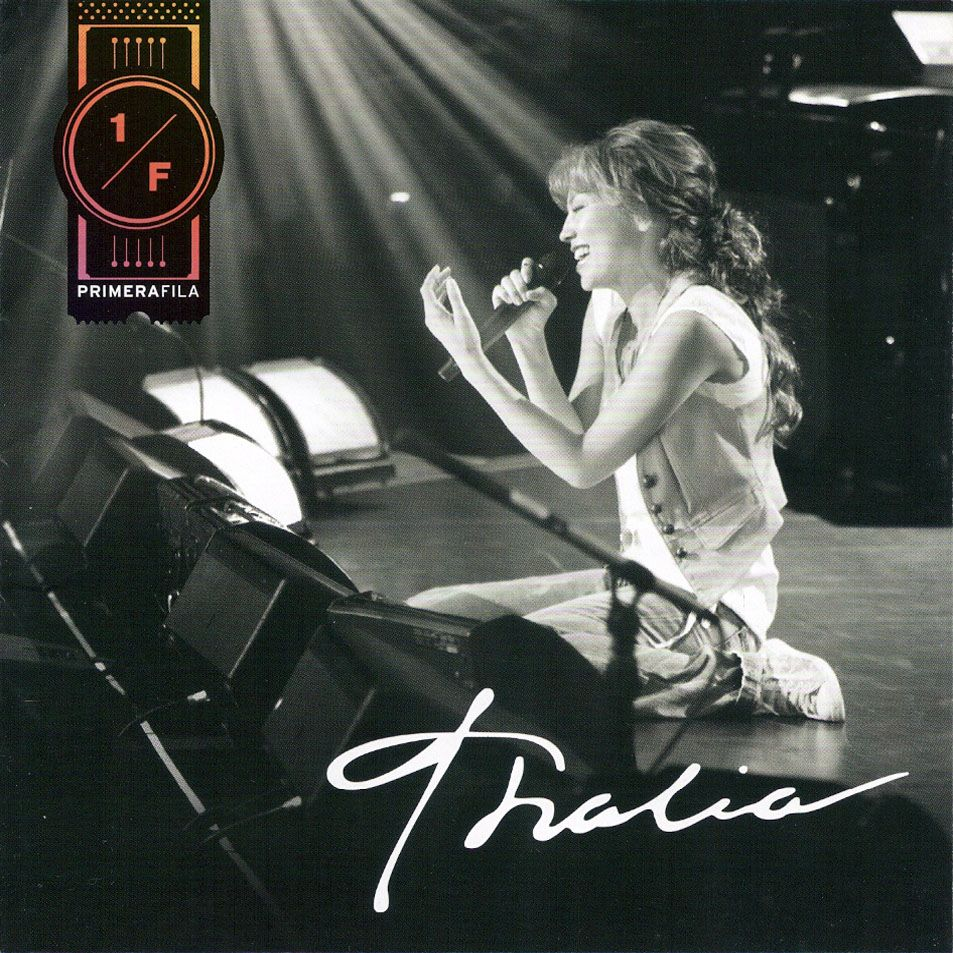 Thalia - Primera Fila album cover