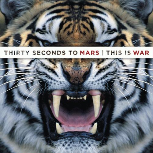 30 Seconds To Mars - This Is War album cover