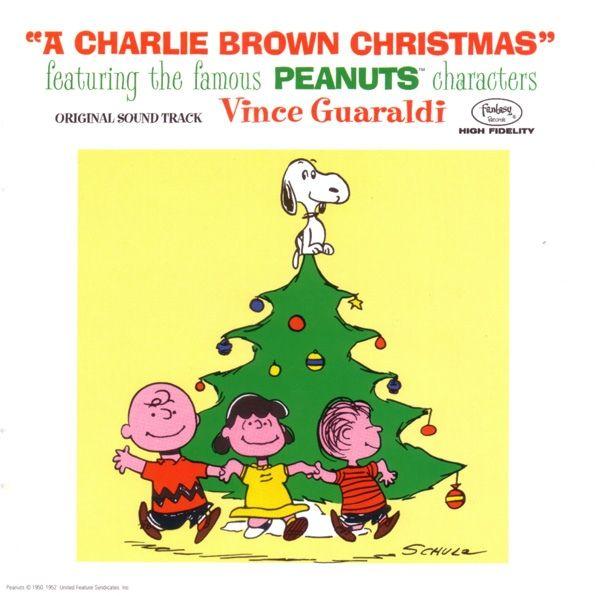 Soundtrack - A Charlie Brown Christmas album cover