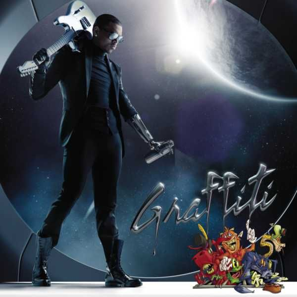 Chris Brown - Graffiti album cover