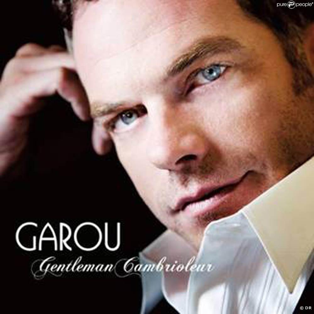 Garou - Gentleman Cambrioleur album cover