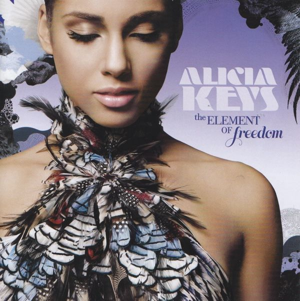 Alicia Keys - The Element Of Freedom album cover