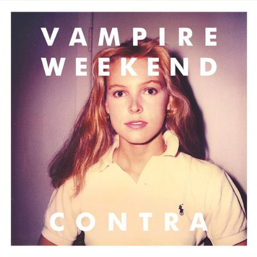 Vampire Weekend - Contra album cover