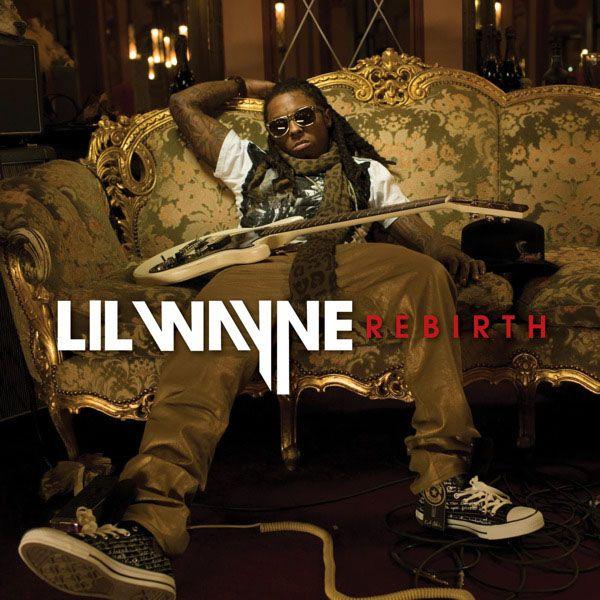 Lil Wayne - The Rebirth album cover