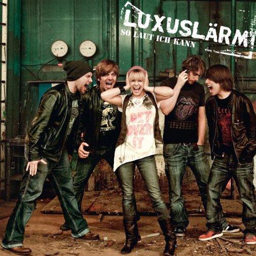 Luxuslärm - So Laut Ich Kann album cover