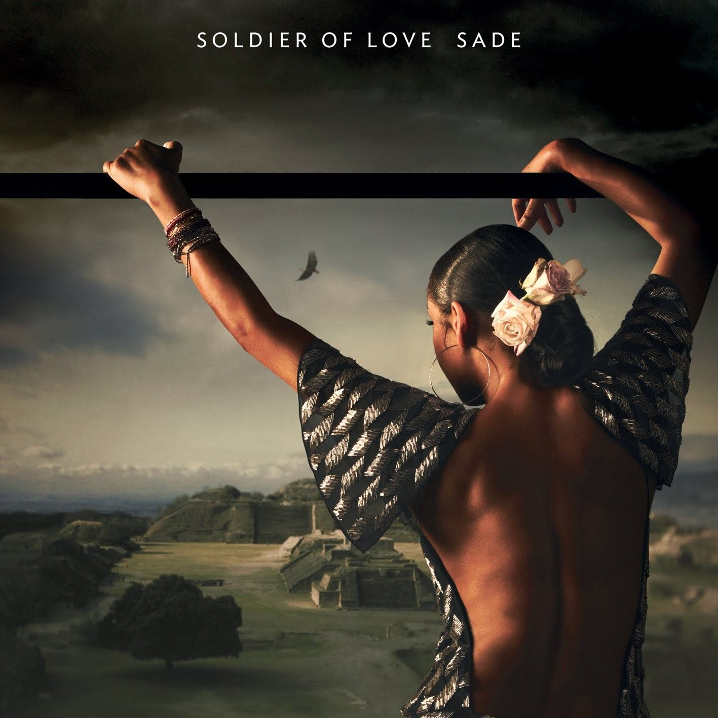 Sade - Soldier Of Love album cover