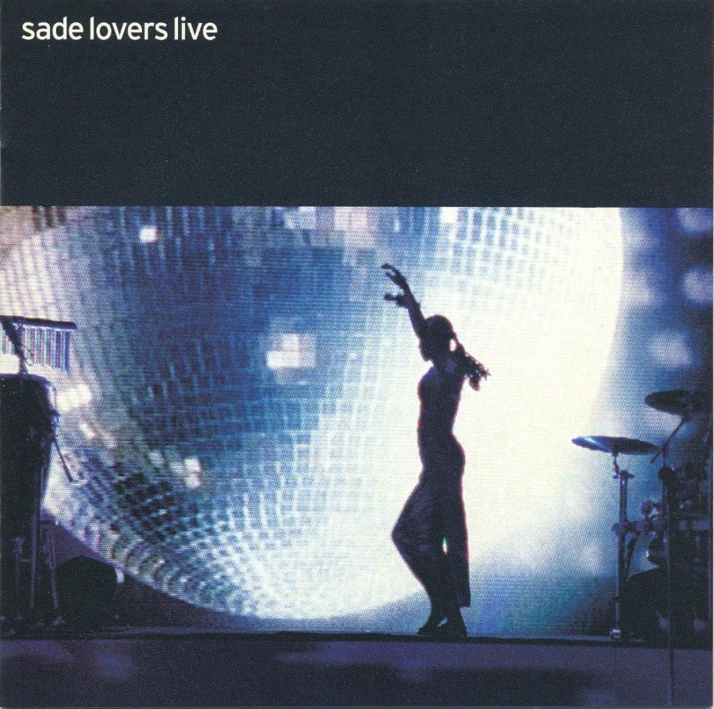 Sade - Lovers Live album cover