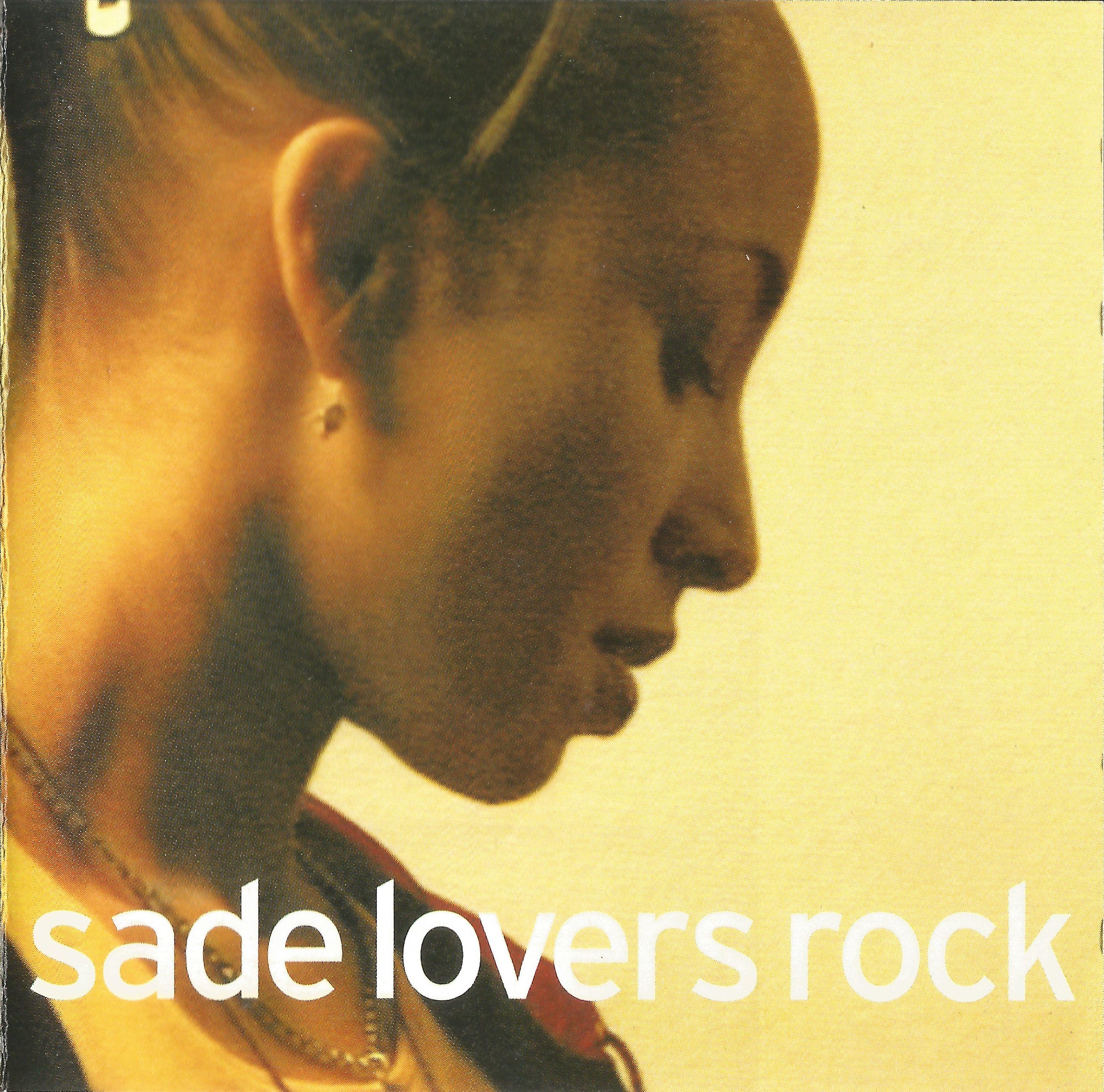 Sade - Lovers Rock album cover