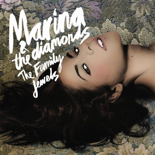 Marina And The Diamonds - The Family Jewels album cover