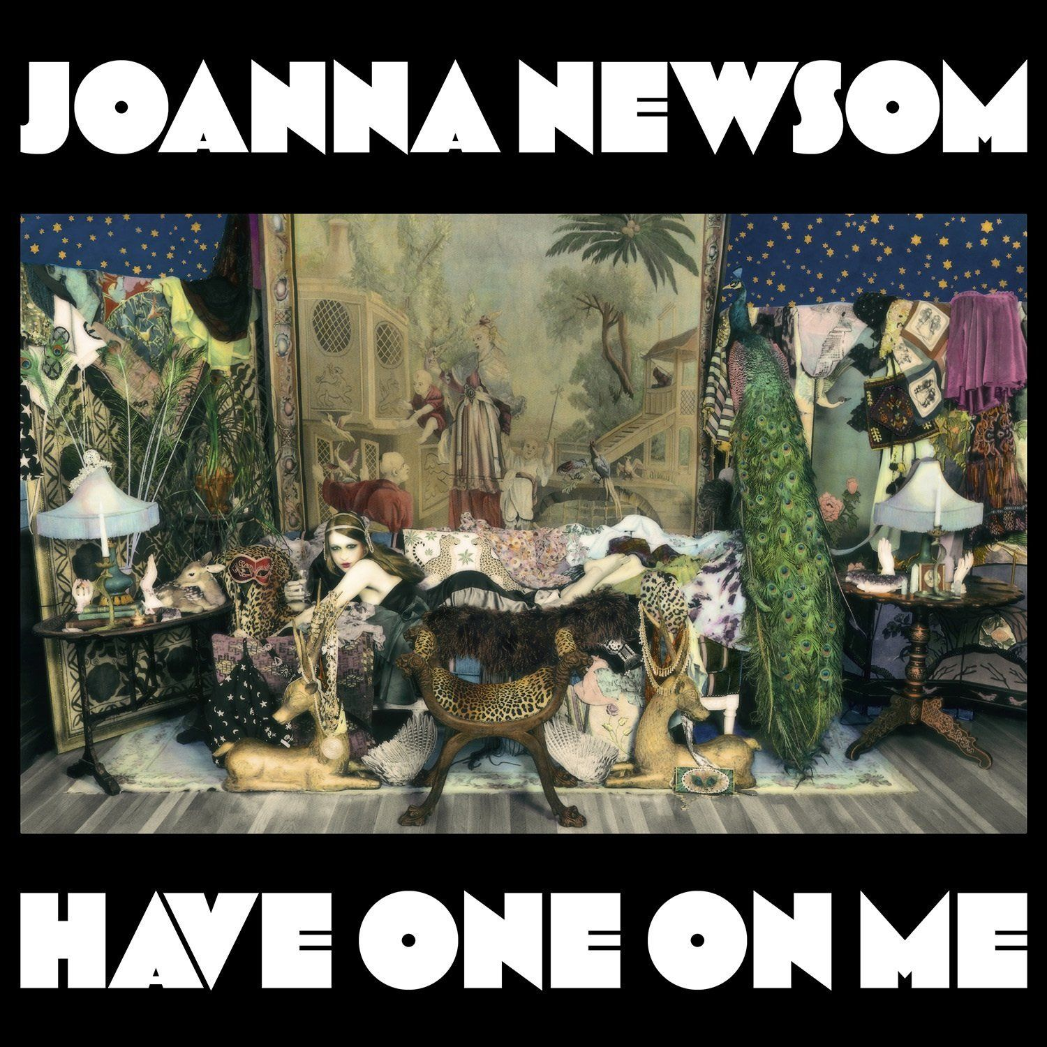 Joanna Newsom - Have One On Me album cover