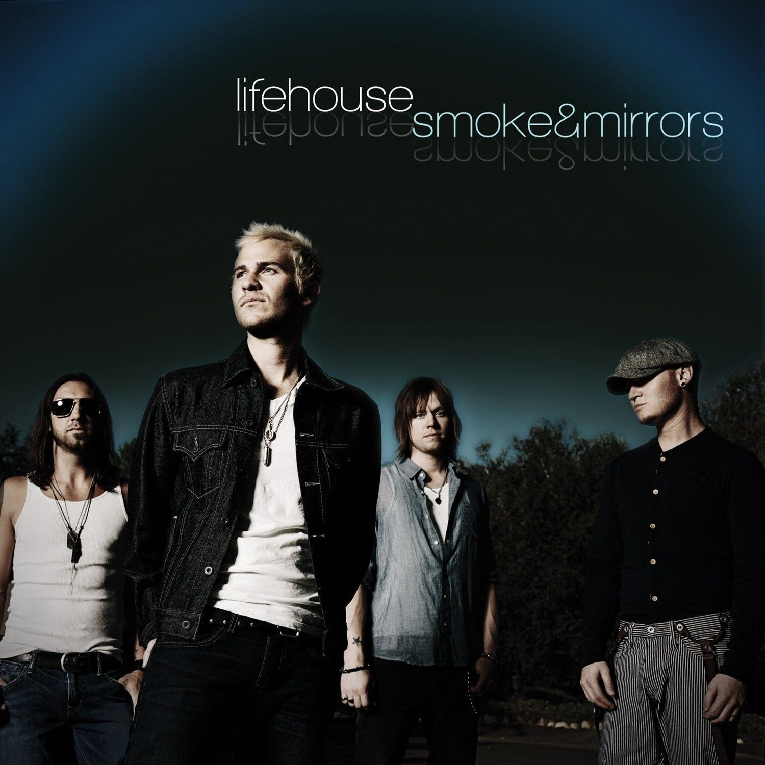 Lifehouse - Smoke & Mirrors album cover
