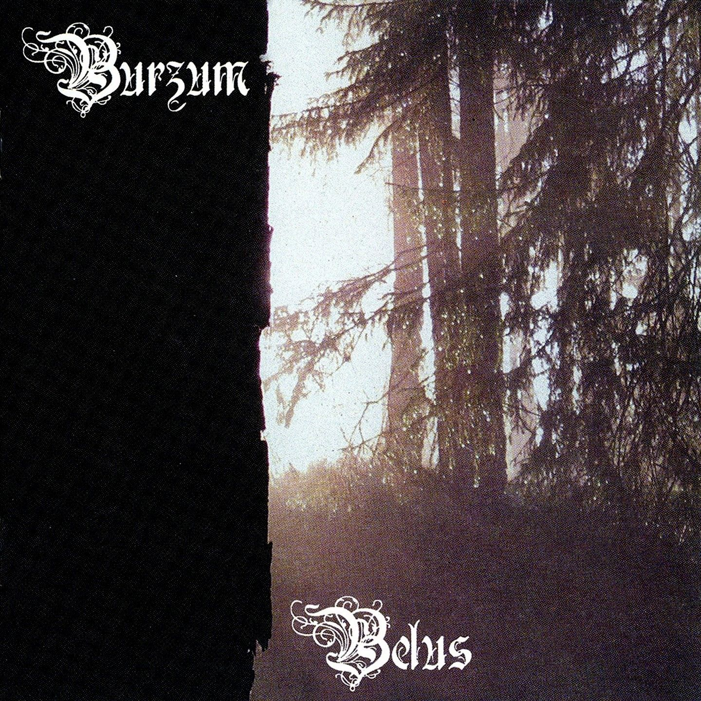 Burzum - Belus album cover
