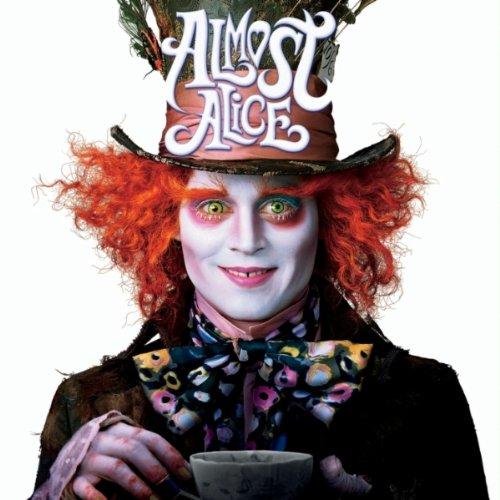 Soundtrack - Alice In Wonderland: Almost Alice album cover