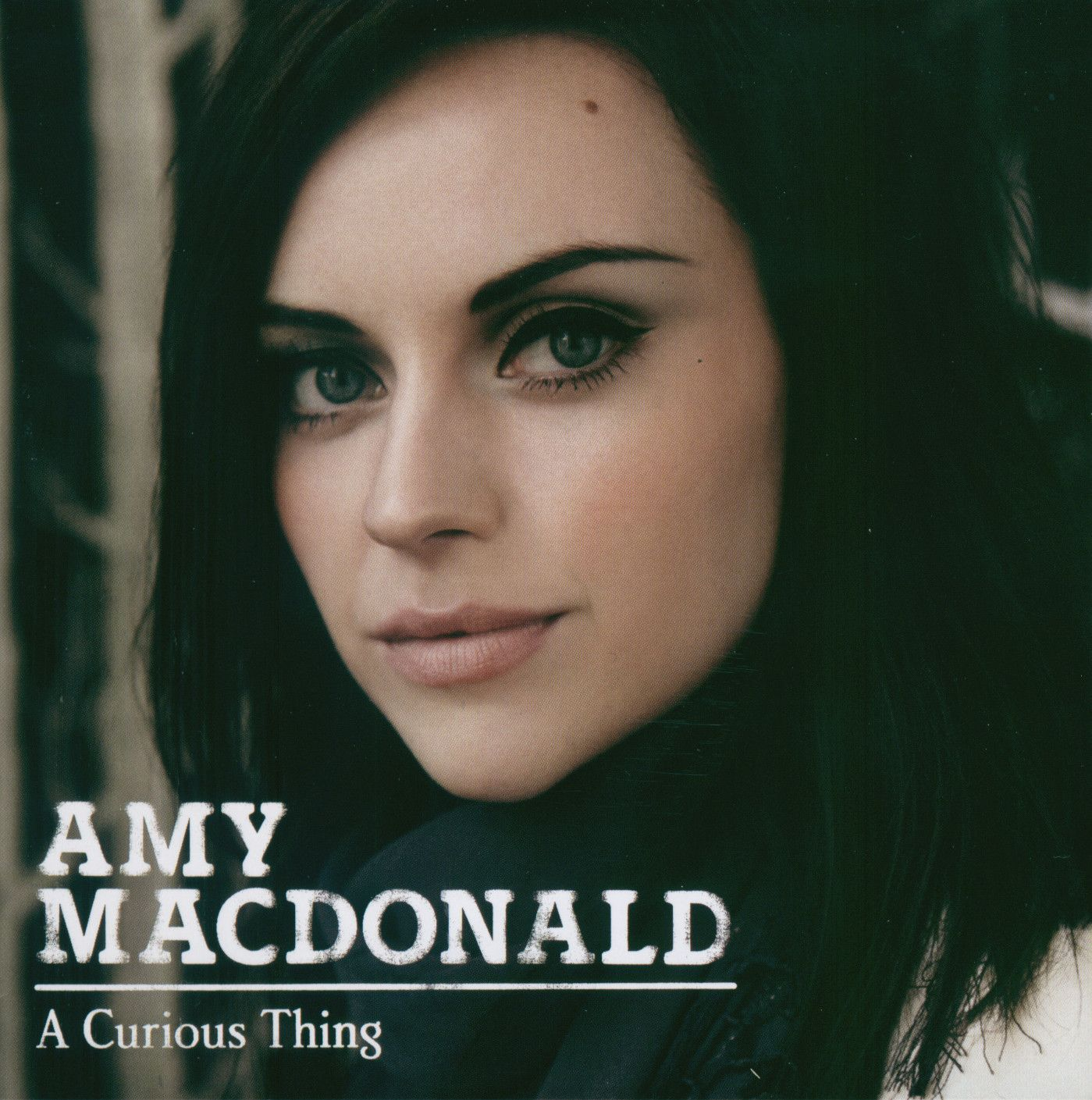 Amy Macdonald - A Curious Thing album cover
