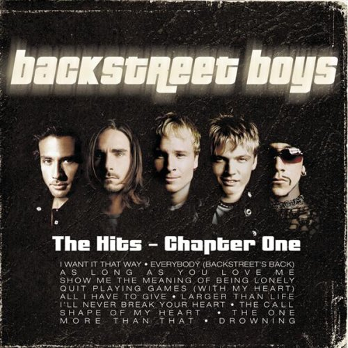 Backstreet Boys - Greatest Hits: Chapter One album cover