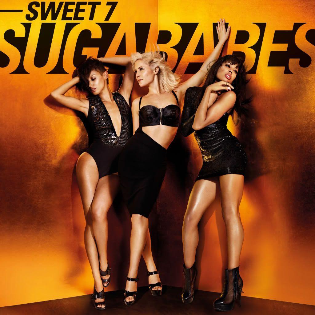 Sugababes - Sweet 7 album cover