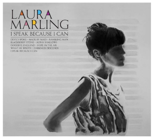 Laura Marling - I Speak Because I Can album cover