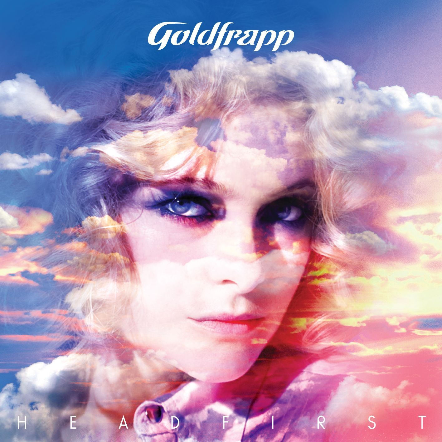 Goldfrapp - Head First album cover
