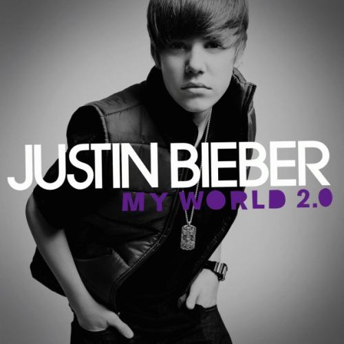 Justin Bieber - My World 2.0 album cover