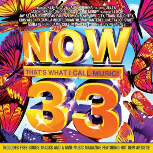Various Artists - Now 33 album cover
