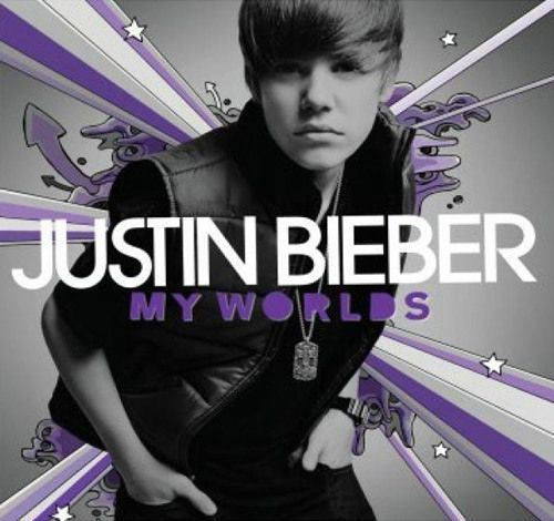 Justin Bieber - My Worlds album cover