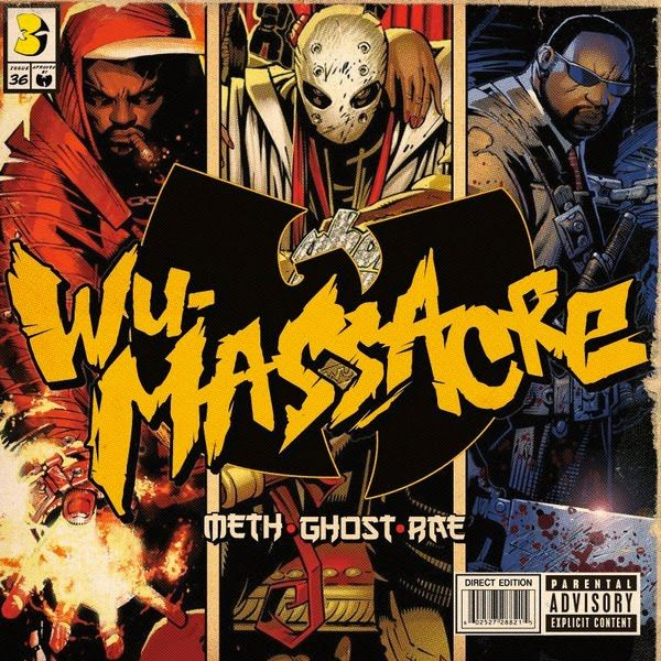 Method Man - Wu Massacre album cover