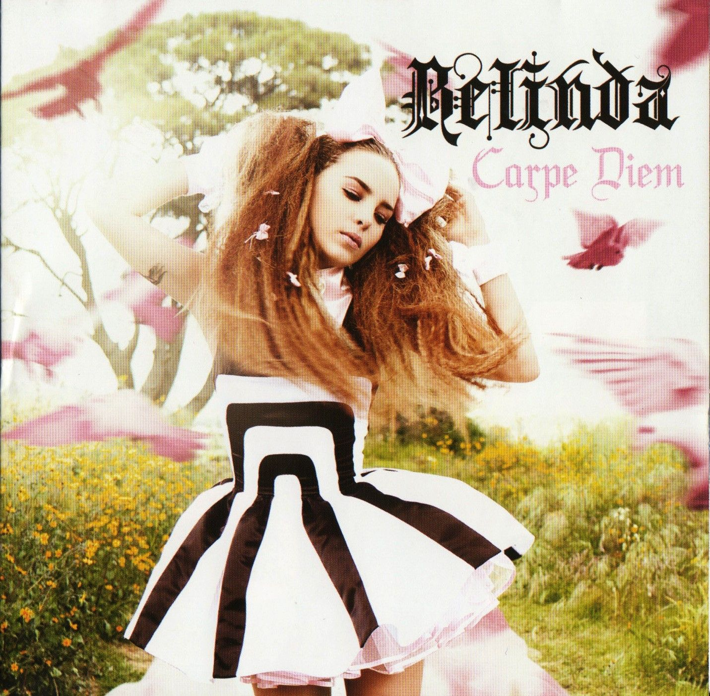 Belinda (Mx) - Carpe Diem album cover
