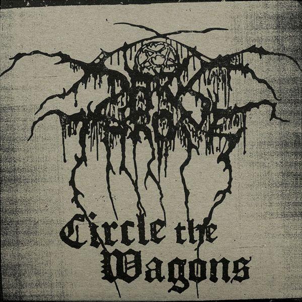 Darkthrone - Circle The Wagons album cover
