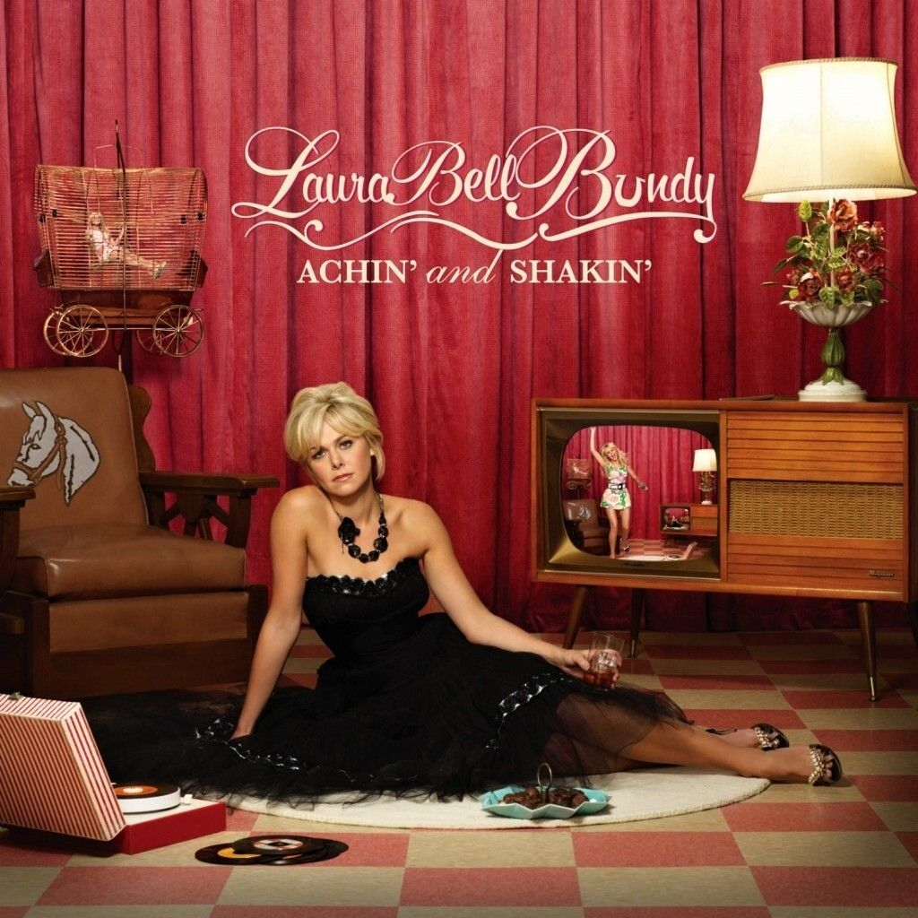 Laura Bell Bundy - Achin' And Shakin' album cover