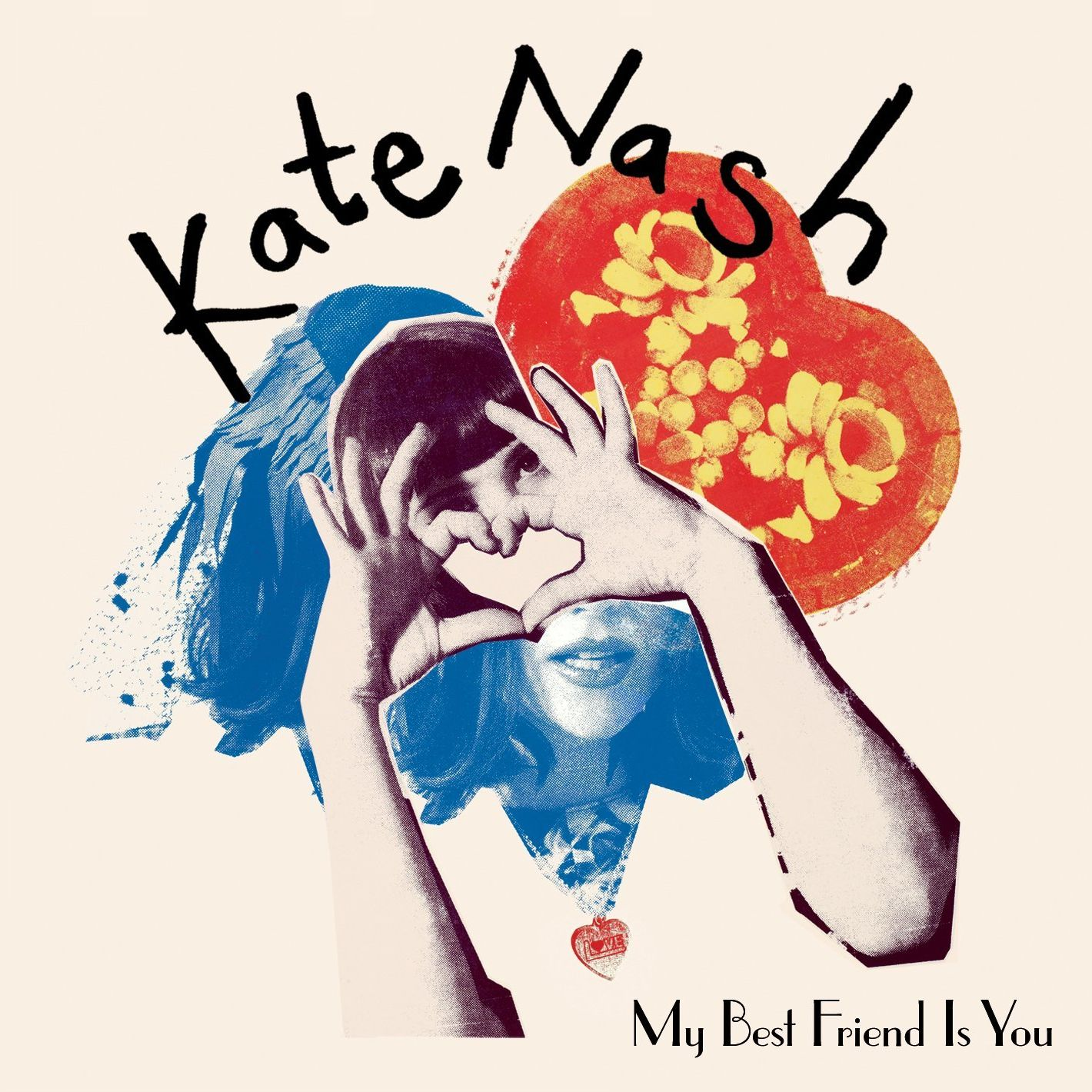 Kate Nash - My Best Friend Is You album cover