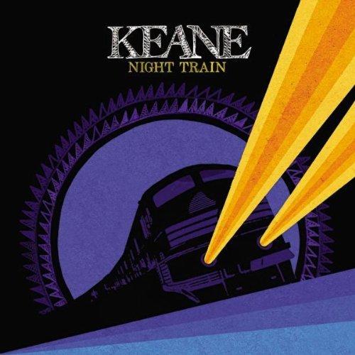 Keane - Night Train album cover