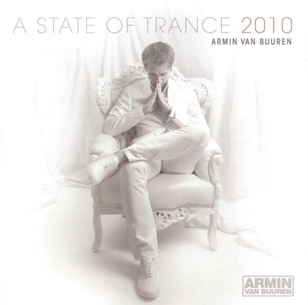 Armin Van Buuren - A State Of Trance 2010 album cover