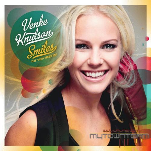 Venke Knutson - Smiles - The Very Best Of album cover