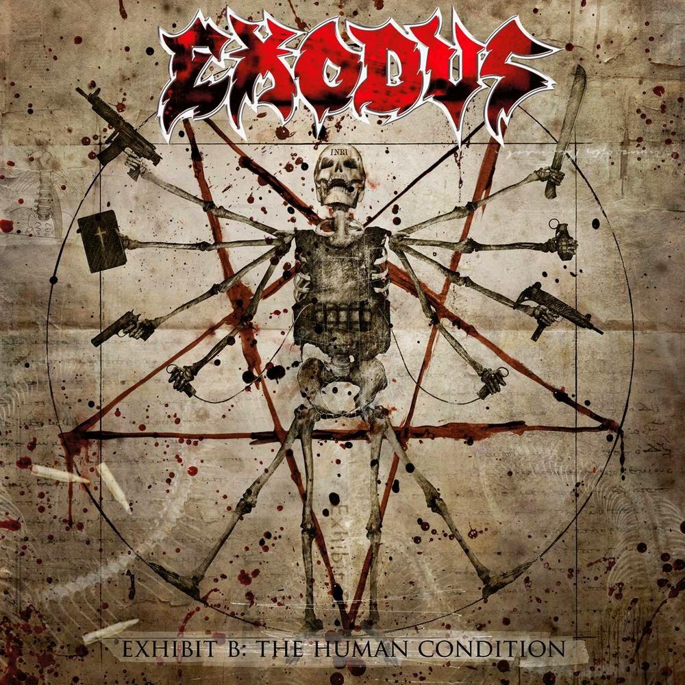 Exodus - Exhibit B: The Human Condition album cover