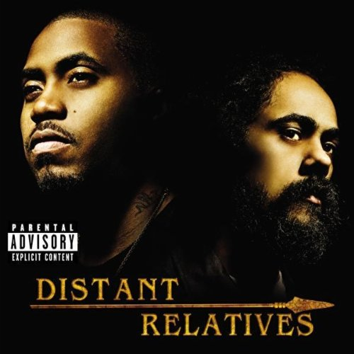 Nas - Distant Relatives album cover