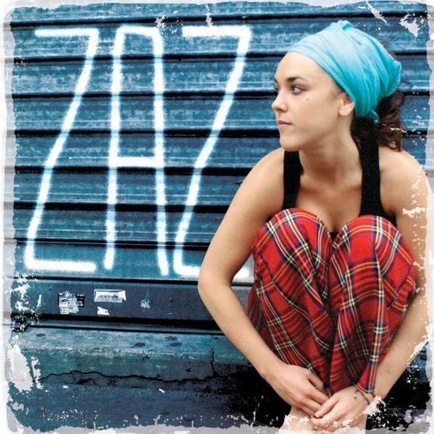 Zaz - Zaz album cover