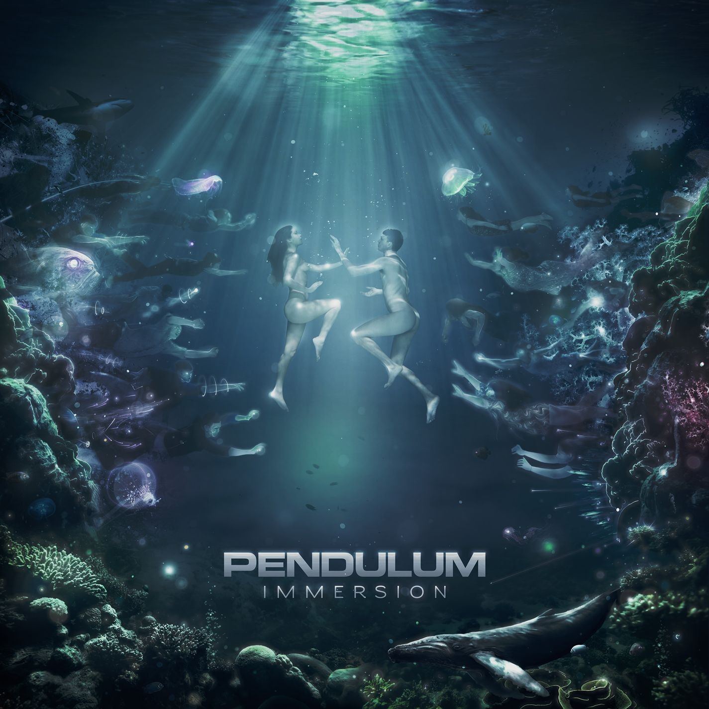 Pendulum - Immersion album cover