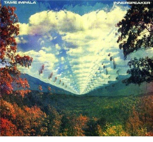 Tame Impala - Innerspeaker album cover