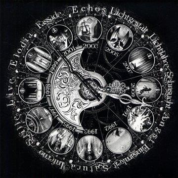 Lacrimosa - Schattenspiel album cover