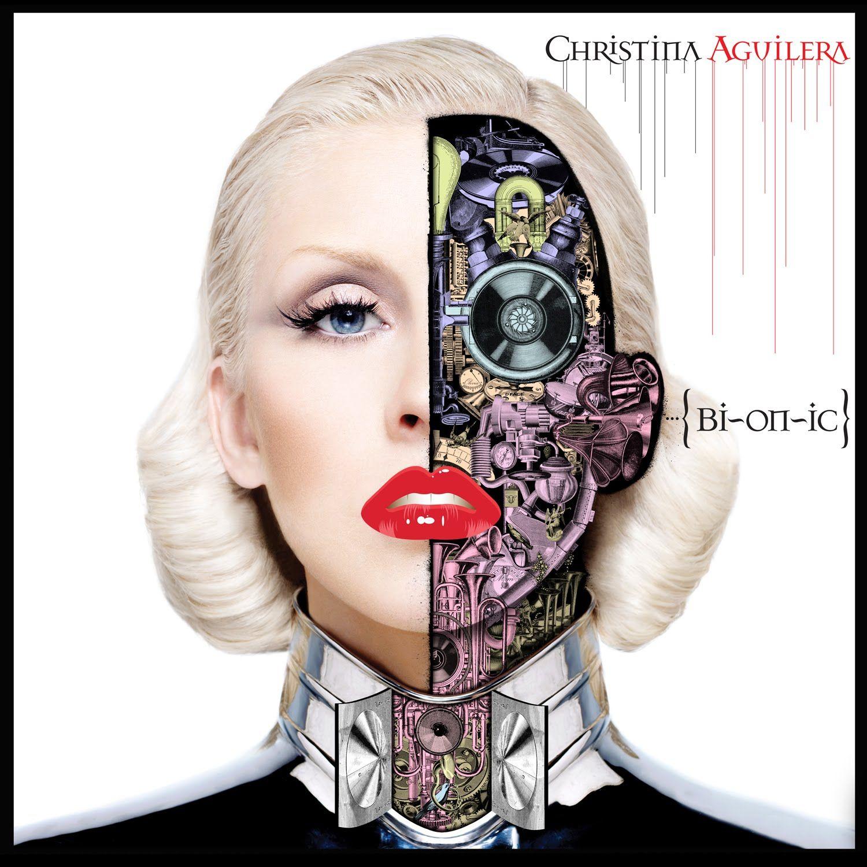 Christina Aguilera - Bionic album cover
